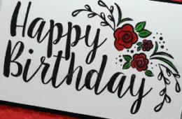 Big Birthday Card