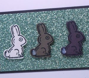 Is It Too Soon for a Quick Easter Card Idea?