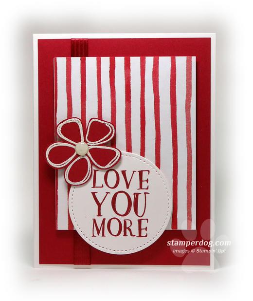 I Love You Card Idea