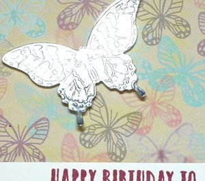 Special Simple Birthday Card