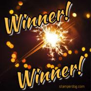 We've Got a Winner!