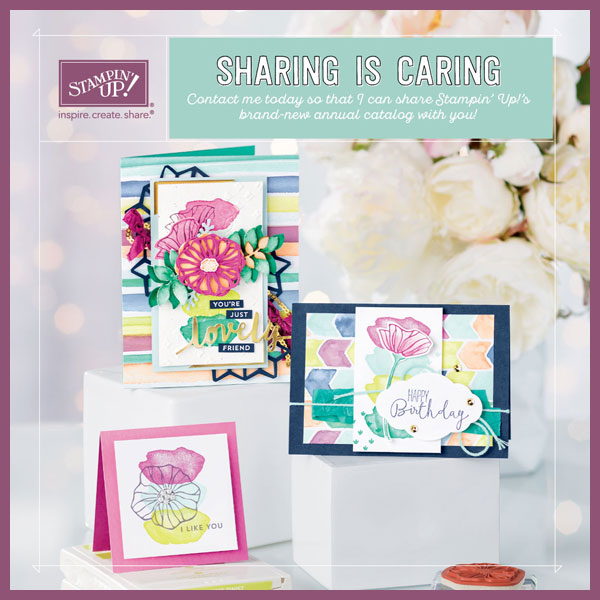 Want a New 2017-18 Stampin' Up! Catalog?