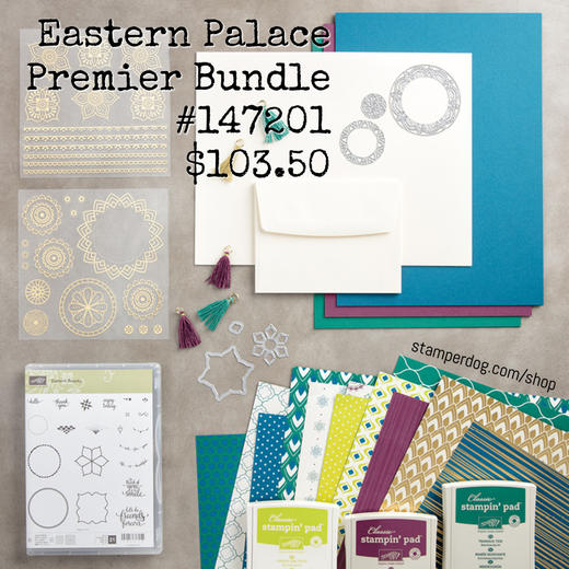 Eastern Palace Bundle
