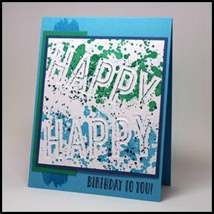 Happy Birthday Card Mojo