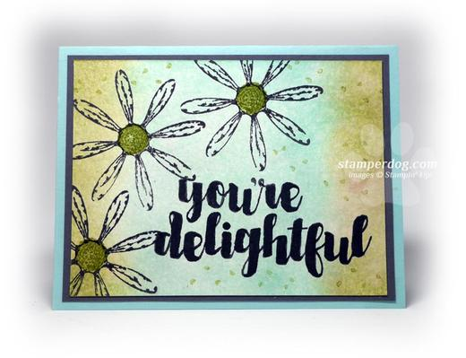 Delightful Daisy Card