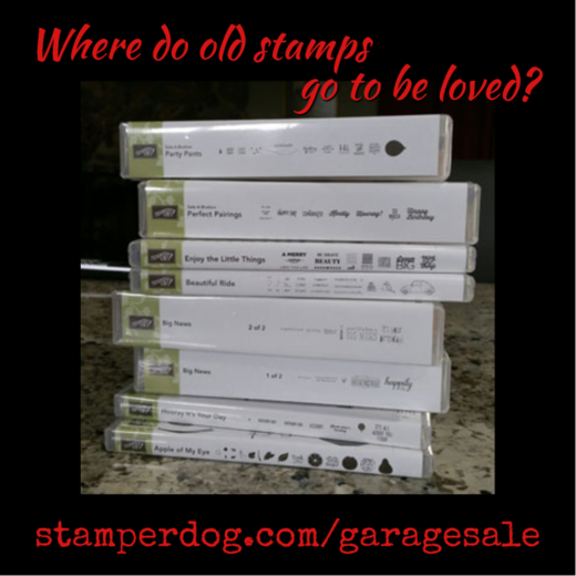 Stamp Garage Sale