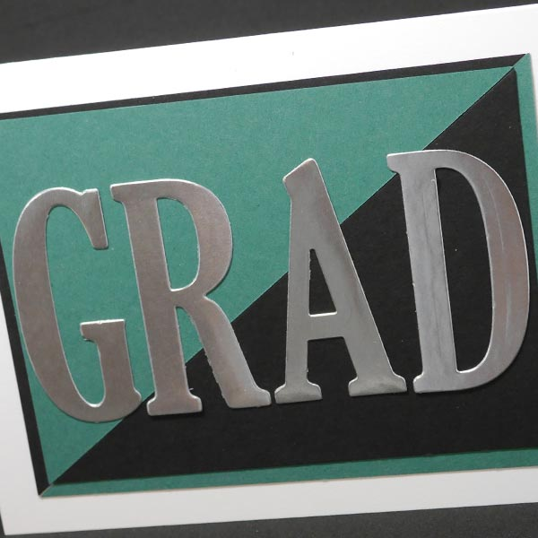 Another Graduation Card Idea