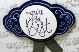 Card for a Music Lover