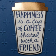 Coffee Cards Are Always Trendy