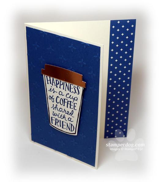 Coffee Card for a Friend