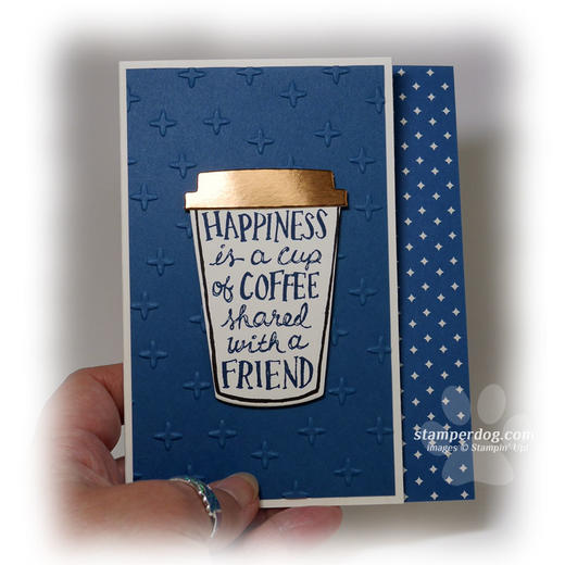 Coffee Card for a Friend