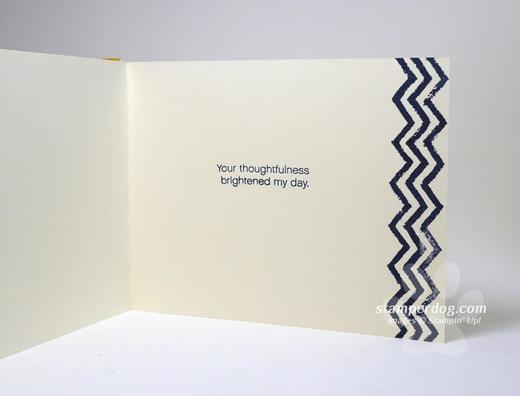 Daisy Delight Card Idea