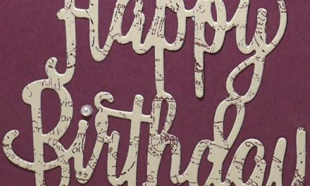 Is There Such a Thing as a Purple Masculine Birthday Card?