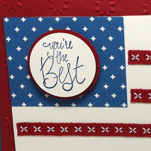 Flag Card Idea