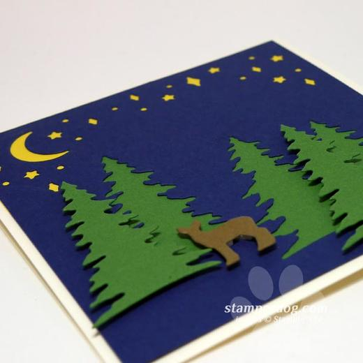 Little Christmas Notecard