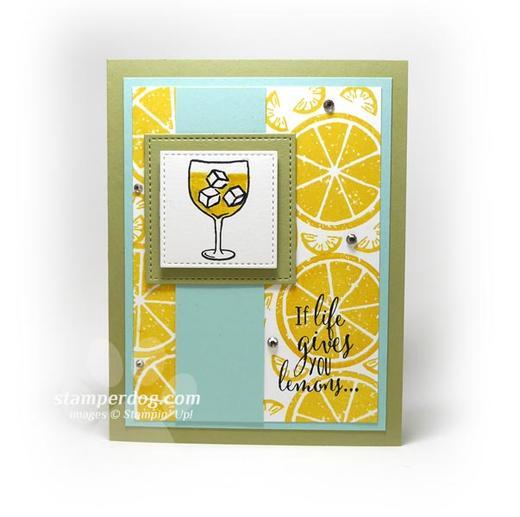 Lemons into Lemonade Card