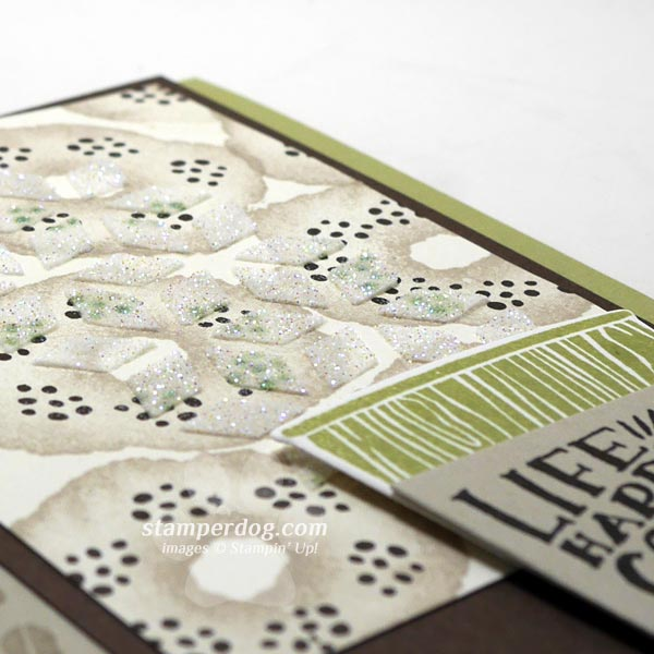 How to Work With Embossing Paste