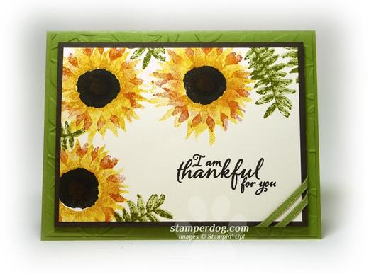 Thank You Card for a Friend