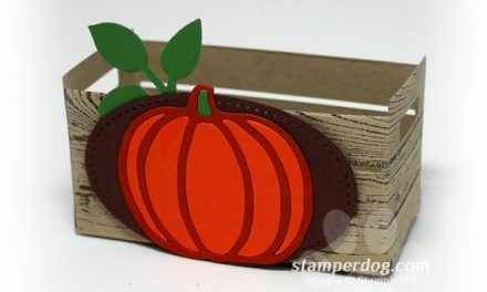 What a Great Fall Table Favor!
