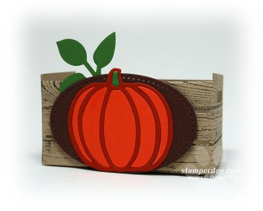 Pumpkin Table Favor