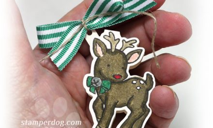 A Little Christmas Tag