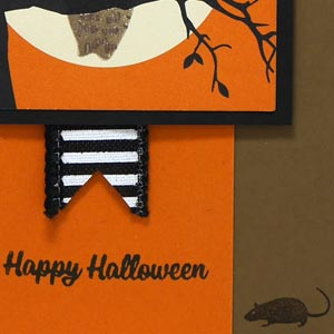 Another Quick Halloween Card
