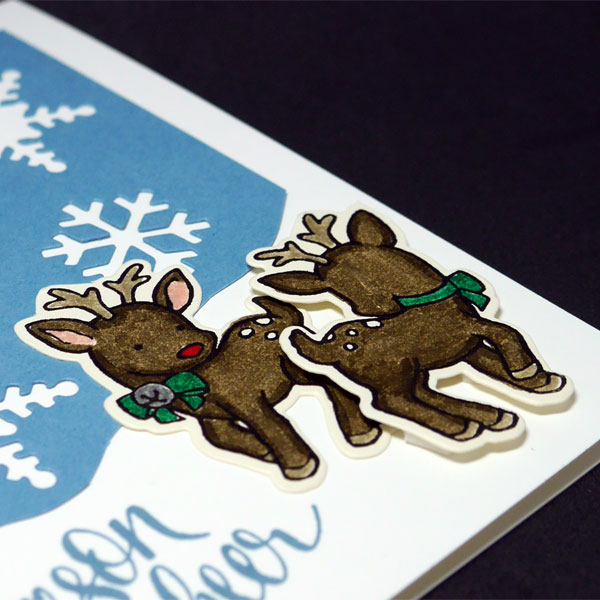 Great Little Easy Christmas Card