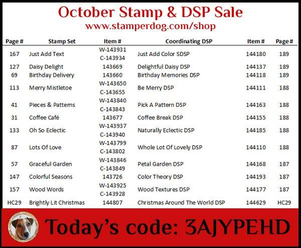 World Cardmaking Day Sale