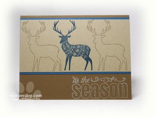 Greeting Card for Hunters
