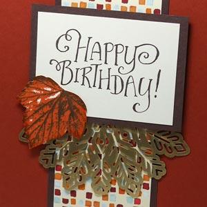 I Don't Make Enough Birthday Cards!