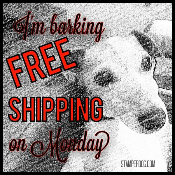 Wine and Free Shipping on Monday!