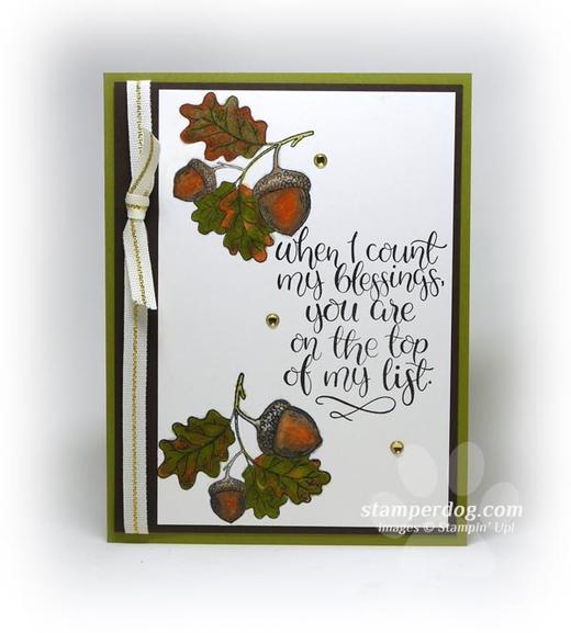 Thinking of You Card Idea