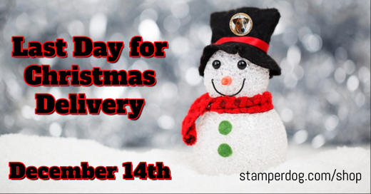 Last Day to Shop for Christmas Delivery
