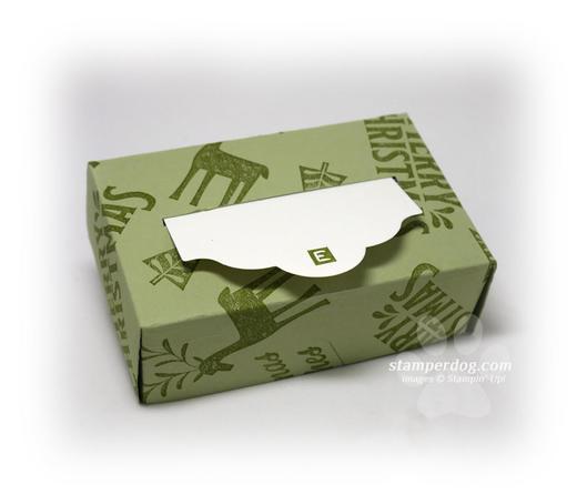 Christmas Money Box