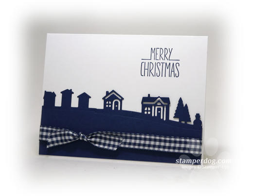 Navy Christmas Card