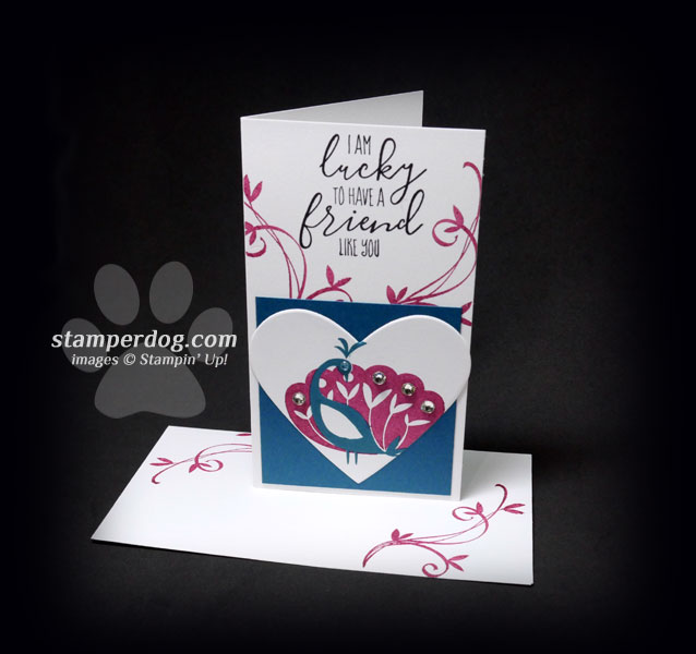 A Charming Gift Tag for a Good Friend