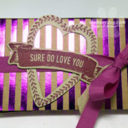 Make a Quick and Easy Valentine Box