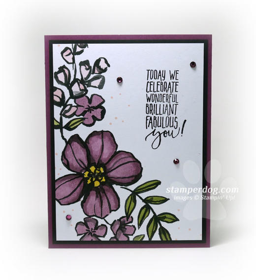 Fast & Easy Birthday Card