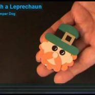 St. Patricks Day Card Idea