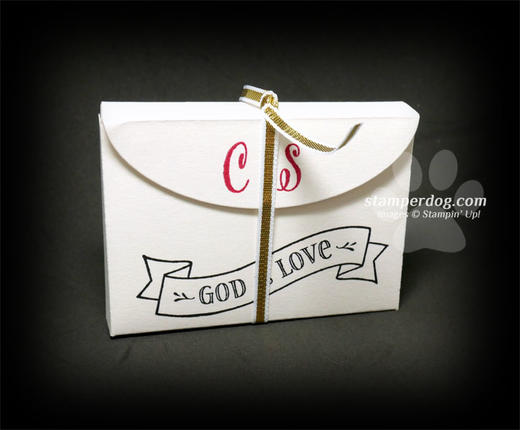 Confirmation Candy Box