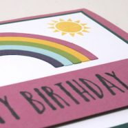 Quick and Easy Birthday Card Tips