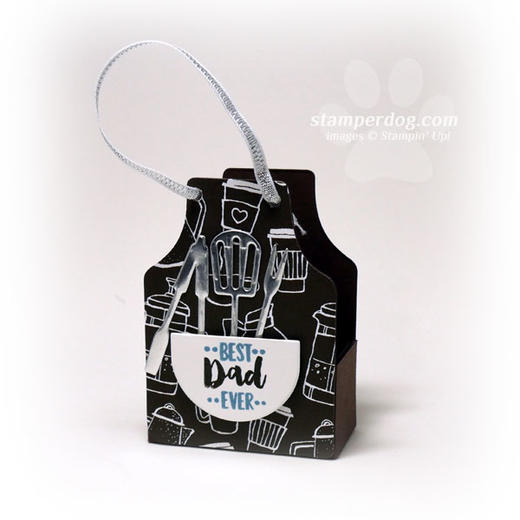 Dads Day Apron Box