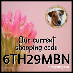 Use this shopping code