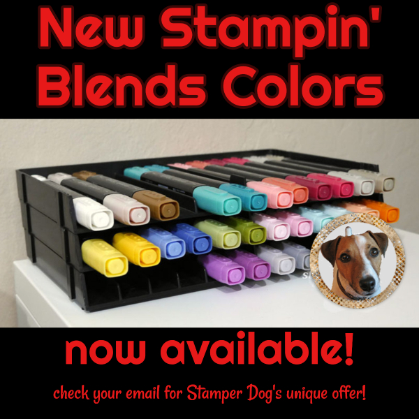 The New Stampin' Blends Colors are Here!