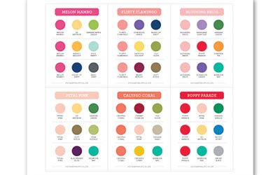 Grab This Stampin' Up! Color Coach Before It's Gone