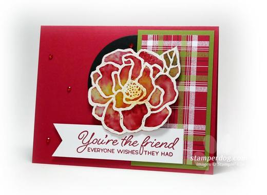 Limited Edition Friend Card