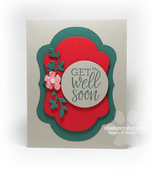 Get Well Card Idea Duo