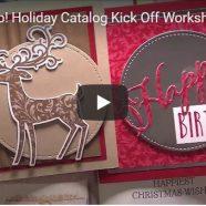 Holiday Kickoff Review