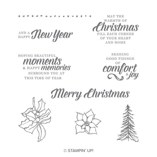 Timeless Tidings Stamp Set