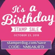 One Day 30th Birthday Sale